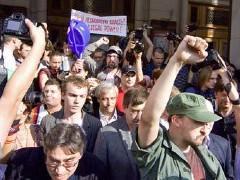 Каждый третий россиянин готов выйти протестовать